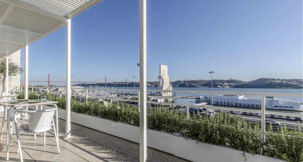 Fico cá fora: as melhores 10 esplanadas em Lisboa